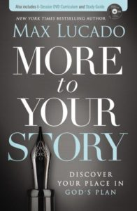 More to your story cover